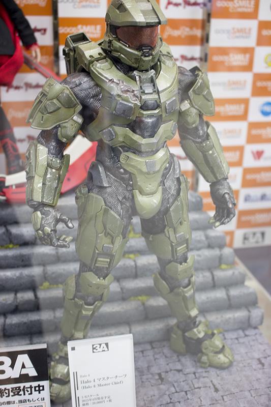▲『Halo 4 マスターチーフ』