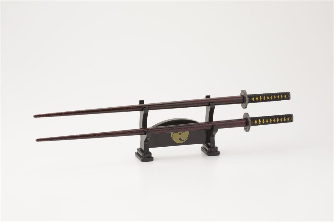 ▲侍箸 日本刀 土方歳三。