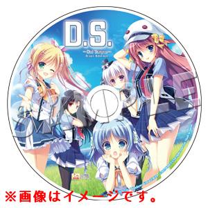 ▲「D.S. -Dal Segno-」体験版DISC(イメージ)。