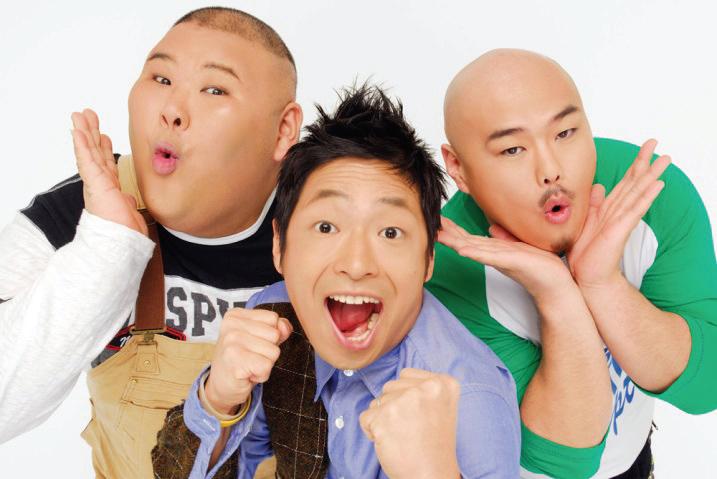 4月8日(金)は「秋葉原拉麺劇場」「HAMBURG STRONG」に安田大サーカスも出演予定。