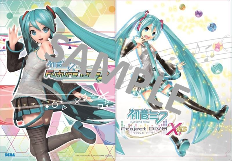 SEGA feat. HATSUNE MIKU Project スペシャル体験会 (2)