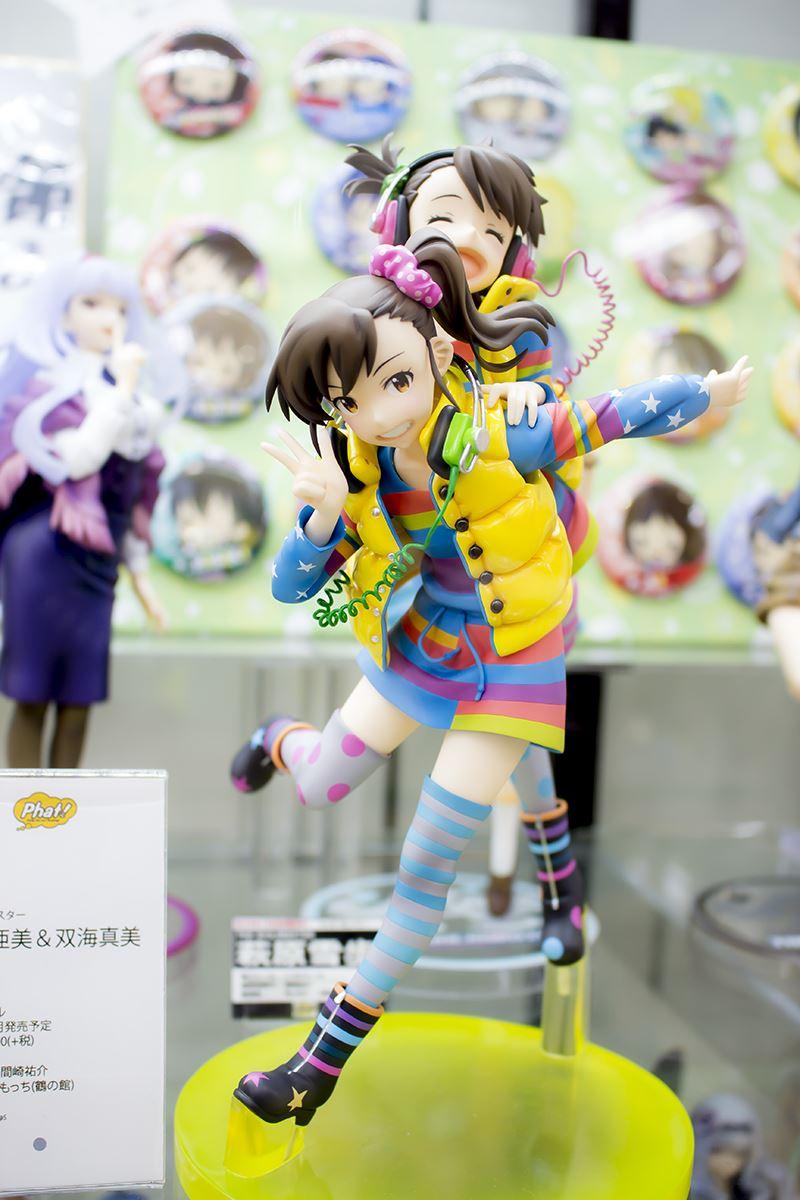 20160617秋葉原フィギュア情報-アイドルマスター 双海亜美&双海真美 (2)