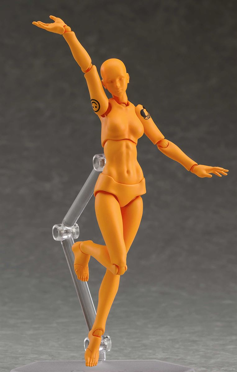 【WH24】figma archetype next she GSC 15th anniversary color ver (1)