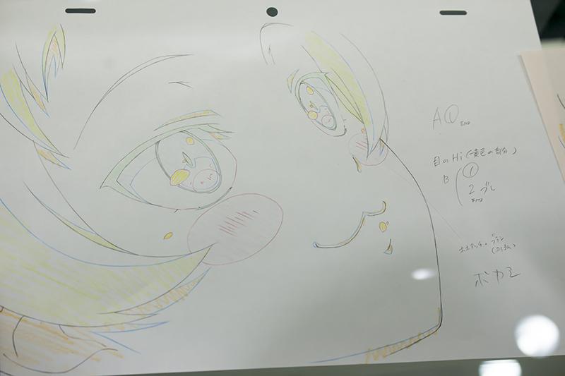 東京アニメセンターイベント・迷家マヨイガ展 (24)