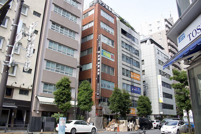 ▲「Diamaid(ディアメイド)秋葉原店」はリバティ9号館の3階。