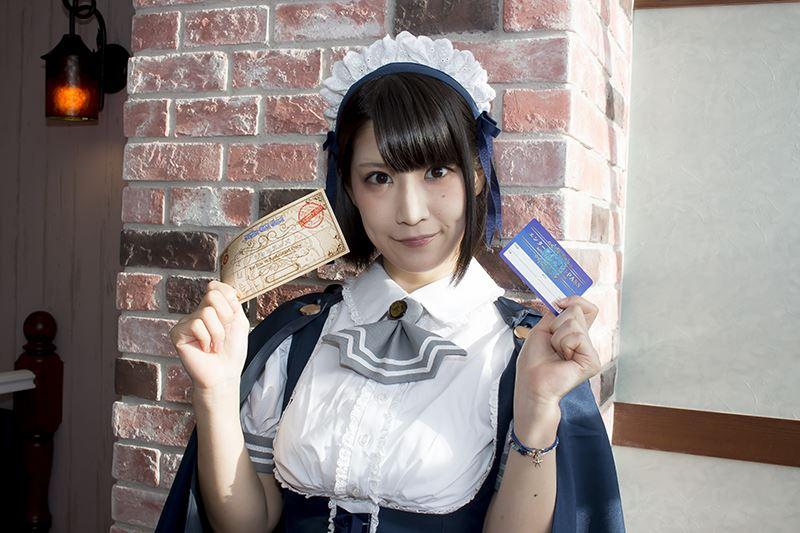 ▲新サービス「エンタメPASS」「ギフトカード」の両方楽しめるのは秋葉原店のみ。