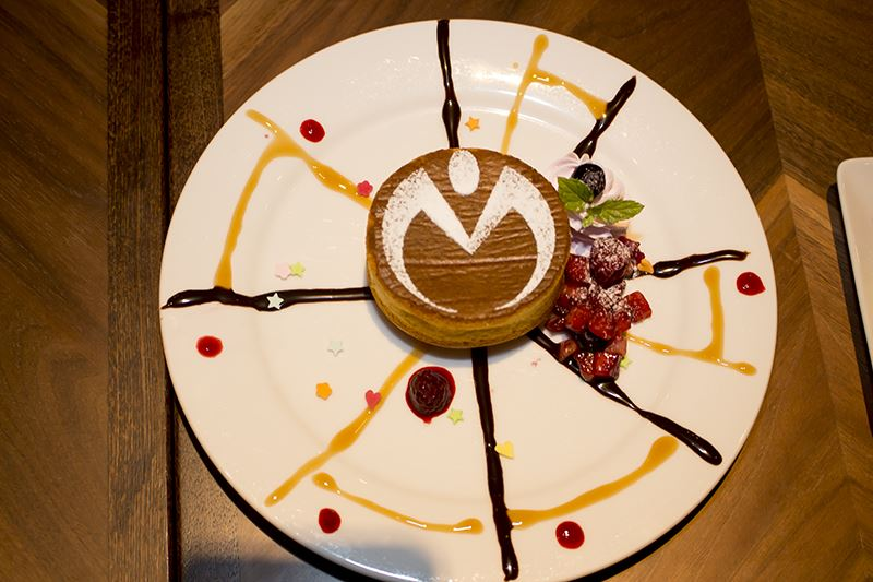 ▲「杜王町にはびこる闇 ケーキ 」価格:980 円(税込)