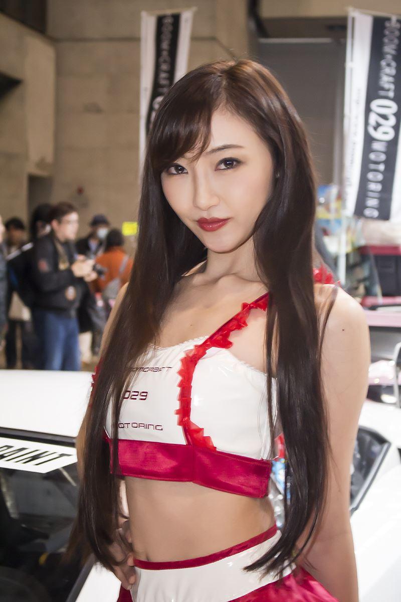 【東京オートサロン2017】キュート&セクシー、そしてエロカッコイイ! コンパニオン・キャンギャル写真900枚を一挙公開 (842)