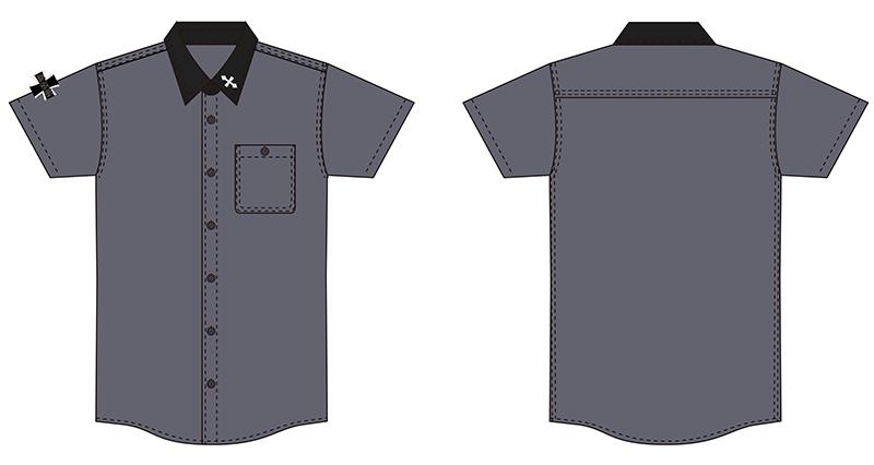 ▲黒森峰制服。