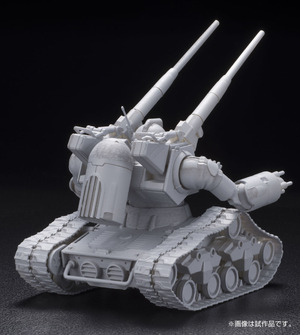 RTX-65 ガンタンク初期型(試作品)後